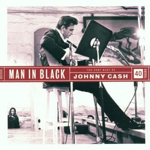 Johnny Cash: Man in Black: The Very Best of Johnny Cash (Audio CD)