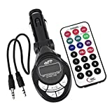 Mengonee 4in1 Auto-MP3-Player-drahtloser FM Transmitter Modulator USB CD MMC-Fernbedienung