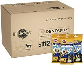 Pedigree DentaStix 1 x Täglich Hundeleckerli für Hunde