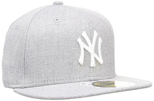 New Era Cap K 5950 Mlb Basic Neyyan, Heather Grey/White, 6 3/4, 11066058 - Era Jungen New Hüte