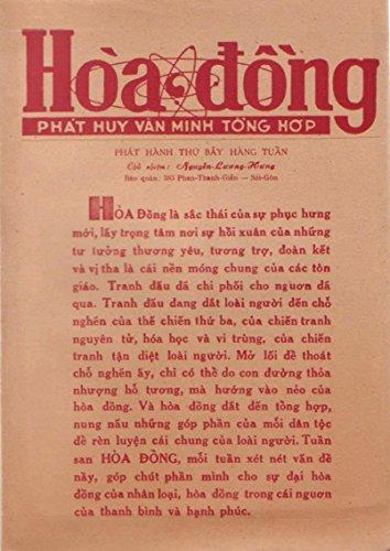 Hoa Dong. Phat huy van minh tong hop.