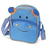 Sterntaler Kindergartentasche Norbert, Blau/Orange