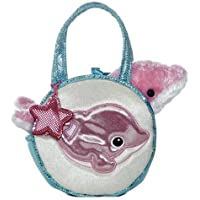 Aurora World Dancing Dolphin Fancy Pals Pet Carrier by Aurora World, Inc. [Toy] (English Manual) - Peluches y Puzzles precios baratos