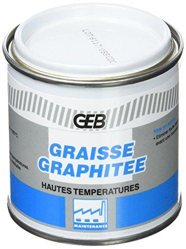 GEB 651154 - Grasso alla grafite,Nero 200 g