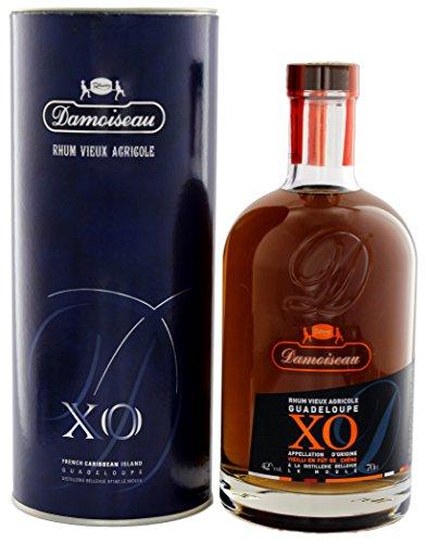 Damoiseau Xo Aged Rum 70 cl, Astuccio