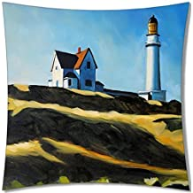 lumimi algodón sofá Home Sweet Home sofá decorativo funda de almohada sólida funda de cojín