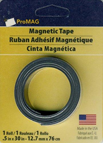 ProMag Klebeband, magnetisch, 1,3 x 76,2 cm