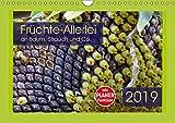 Früchte-Allerlei an Baum, Strauch und Co. (Wandkalender 2019 DIN A4 quer): Kreationen von knallgelb bis feuerrot - mit PLANER-Funktion (Geburtstagskalender, 14 Seiten ) (CALVENDO Natur)