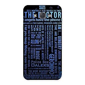 Premium Angle Doc Multicolor Back Case Cover for Galaxy J7
