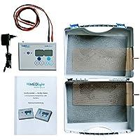 Preisvergleich für MEDlight Iontophorese-Gerät IO-Dry Basic gegen Hyperhidrose – KLINISCH GEPRÜFT – Mittel gegen übermäßiges Schwitzen...