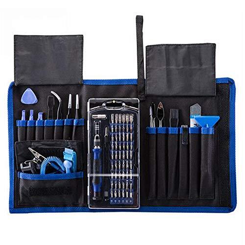 82 in 1 mit 57 Bit Magnetic Driver Kit Präzision Schraubendreher Set Handwerkzeuge für Telefon Elektronik Repair Tool Kit Telefon-extension-kit