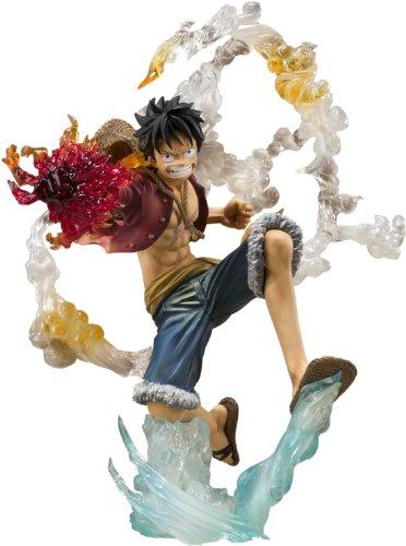 Bandai Tamashii Nations Monkey. D. Luffy 'One-Piece' FiguartsZERO Figure (Battle Version) (japan import)