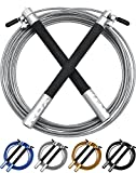 Best RDX jump rope - RDX Skipping Rope Adjustable Steel Gym Jump Speed Review