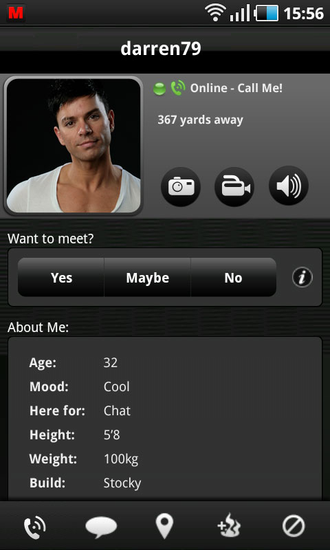 Maleforce gay chat & Dating