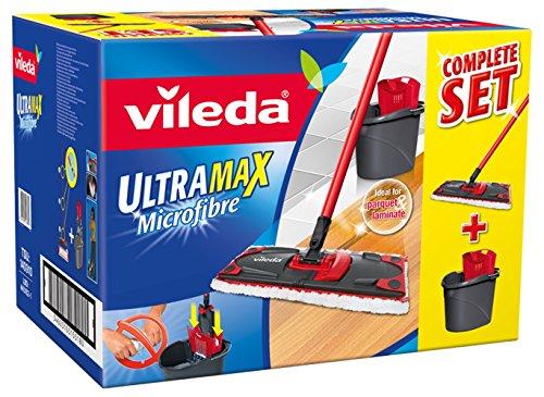 vileda-137431-ultra-max-complete-set-balai-a-plat-seau-essoreur