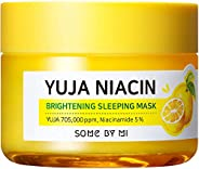 SOME BY MI YUJA NIACIN Brightening Sleeping Mask, 60 gm
