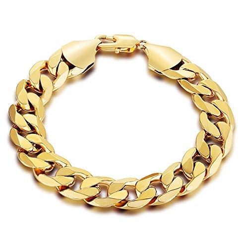 trendsmax-ragazzi-uomini-catena-tagliare-frenare-piatto-oro-cubano-braccialetto-placcato-12mm-largo