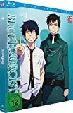Blue Exorcist - Vol. 4 [Blu-ray]