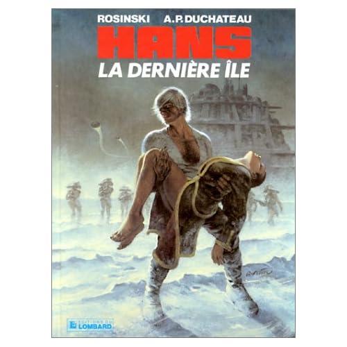 Hans - tome 1 - Dernière île (La)