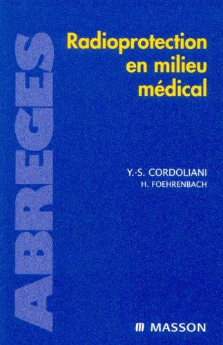 Radioprotection en milieu médical