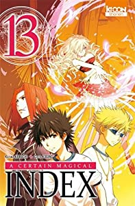 A Certain Magical Index Edition simple Tome 13