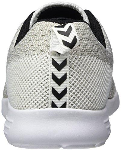 Hummel Zeroknit Ii, baskets Basses Sport Unisexes Blanc (blanc)