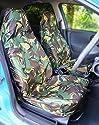 Rhino Automotive© Heavy Duty DPM Camouflage Van Sitzbezüge Wasserdicht 1+ 1rw0730