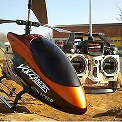 Double Horse 9053 26 Inches 3.5 Channel Outdoor Metal Gyro RC Helicopter ---NEW