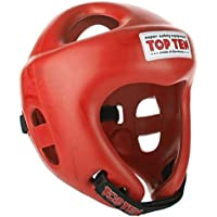 Top Ten - Casco para deportes de lucha