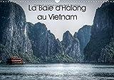La Baie dHalong au Vietnam (Calendrier mural 2018 DIN A3 horizontal): Découverte en jonque de la Baie dHalong. (Calendr