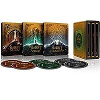 Le Hobbit Trilogie Steelbook 4k Ultra HD