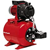 Einhell GC-WW 6538, Sistema di irrigazione automatizzato, 650W, 3800 l/h, Interruttore a pulsante, manometro, serbatoio 20 l, 4173190