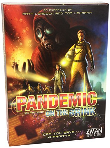 Pandemic on The Brink Expansion Board Game (2nd Edition) by Z-Man Games