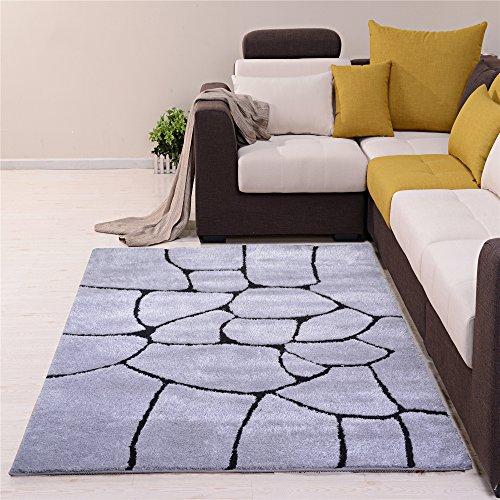 pllp Zimmer Couchtisch Teppich, Wohnzimmer Sofa einfache moderne Couchtisch Matte, Schlafzimmer Tatami Bett voller Nacht Hause - Im Staubsauger Zimmer