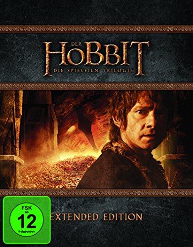 Der Hobbit Trilogie - Extended Edition [Blu-ray] (Herr Der Ring Extended Edition)