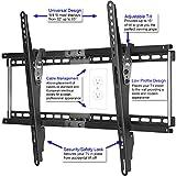 Cheetah-Mounts-APTMM2B-TV-Supporto-da-parete-inclinabile-per-TV-32-65-pollici-LED-LCD-schermo-piatto-VESA-max-600-X-400-e-75-kg-Cavo-HDMI-con-Ethernet-3-m-Magnetico-3-assi-livella-a-bolla