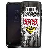 DeinDesign Samsung Galaxy S8 Silikon Hülle Case Schutzhülle VfB Stuttgart Fussball Stuggi