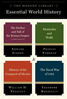 The Modern Library Essential World History 4 Book Bundle border=