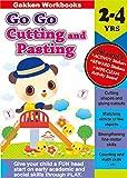 Go Go Cutting and Pasting 2-4 (Gakkenworkbooks)