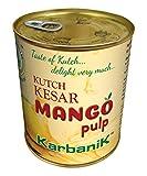 #6: Karbanik Kesar Mango Pulp 850 Grams (Made in Kutch)