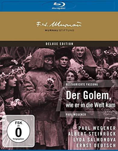Der Golem, wie er in die Welt kam [Blu-ray]