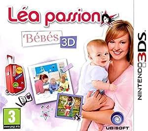 Léa Passion Bébé Jeu 3DS