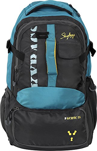 Skybags Pacific Teal 35L Overnighter Backpack Trolley (BPPACSTTEL)  available at amazon for Rs.4050