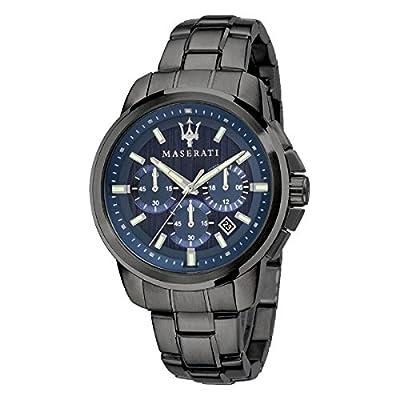Reloj solo tiempo hombre Maserati Successo deportivo Cod. r8873621005 de Maserati