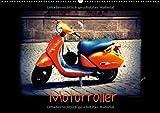 Motorroller (Wandkalender 2013 DIN A2 quer): Das Kultfahrzeug (Monatskalender, 14 Seiten)