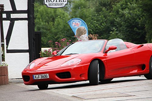 Ferrari F360 Sportwagen selber fahren in Köln