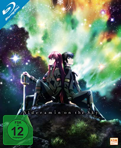 Alderamin on the Sky - Gesamtedition: Episode 01-13 [Blu-ray] -