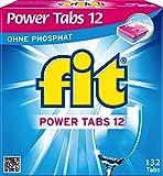 3er Vorteilspack Fit Power Tabs 12 in 1...
