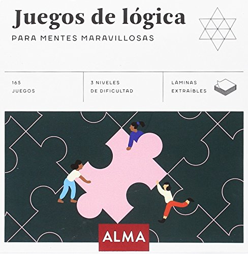 Juegos de lógica para mentes maravillosas (Cuadrados de diversión) por Zugarto