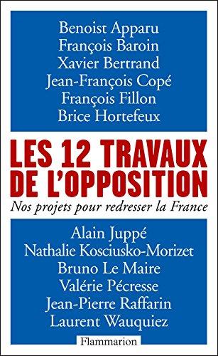 Les 12 travaux de l'opposition: Nos projets pour redresser la France